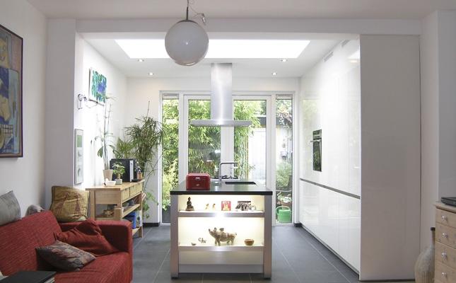 UITBOUW | licht en ruimte